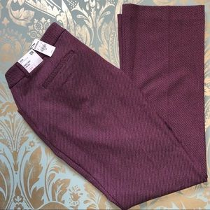 Express Editor Barely Boot Pants Pink Blend